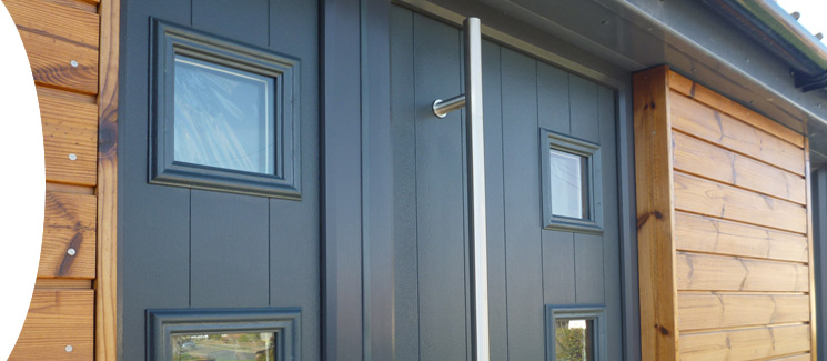 Contemporary Grp Composite Doors Quotes